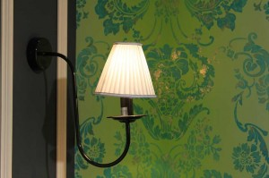 青山スタイルのブラケット照明